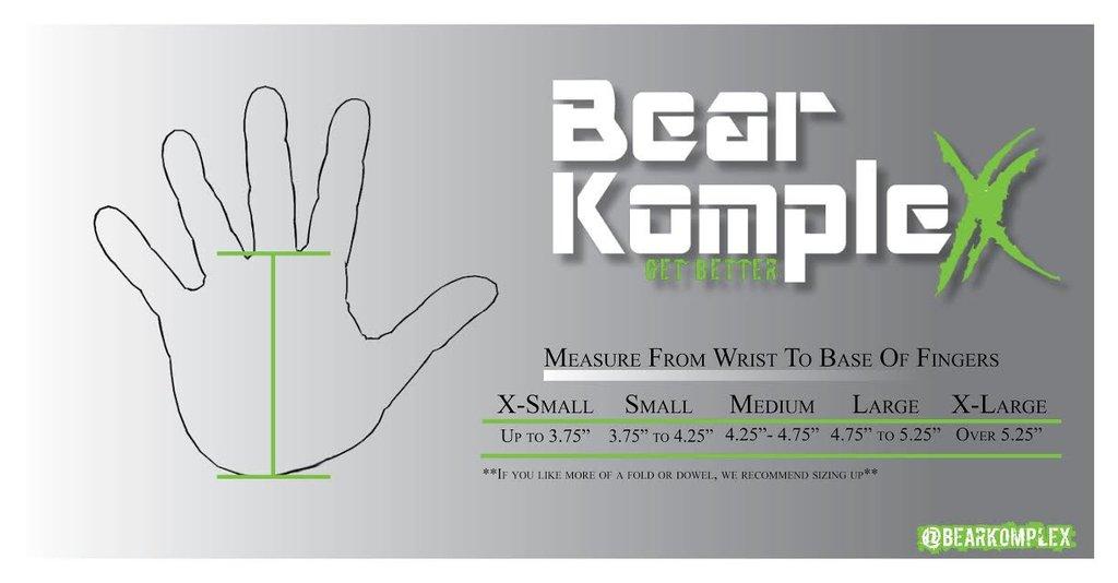 bce3be4a4fdfa Bear KompleX Carbon Comp Grips 3Hole - Bear KompleX grips