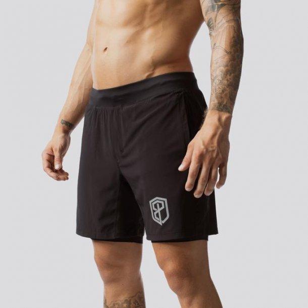 The Versatile Shorts (Black)