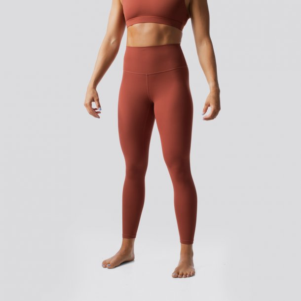 Your Go To Leggings 2.0 (Brick Red)