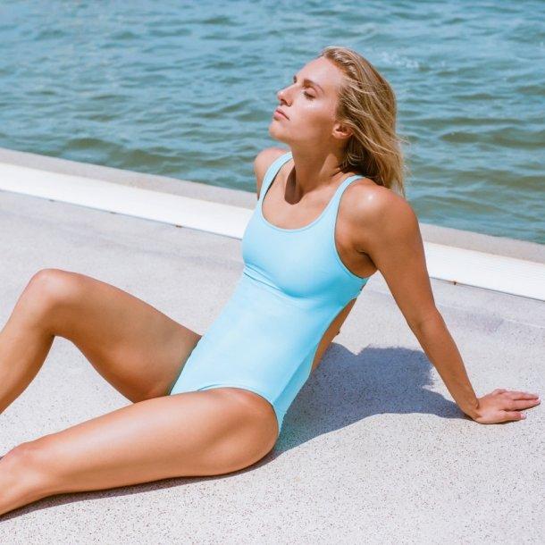 FiT Swimwear Kylie Elite One Piece - Aqua