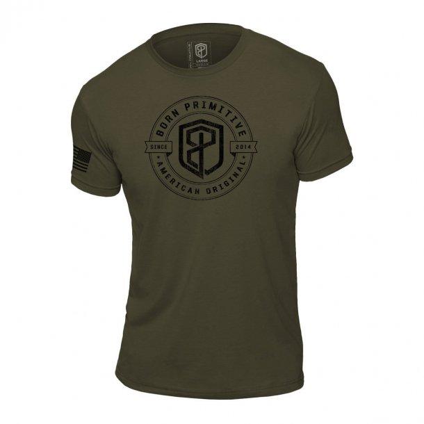 American Original T-Shirt (Military Green)