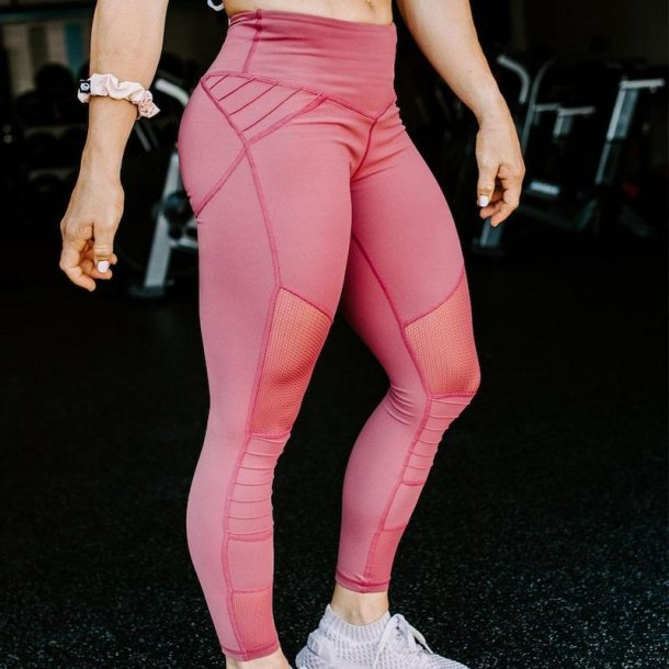 Peak Leggings (Ascudds Mauve)