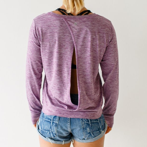Athleisure Warm Up (Lavender)