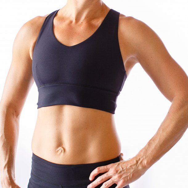 X-Factor Sports Bra 2.0 (Black)