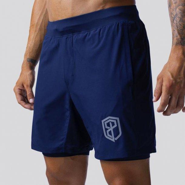The Versatile Shorts (Navy Blue)