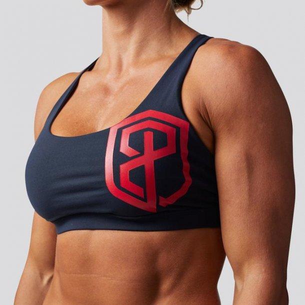 Vitality Sports Bra 2.0 (Brand Strength - Navy Blue)