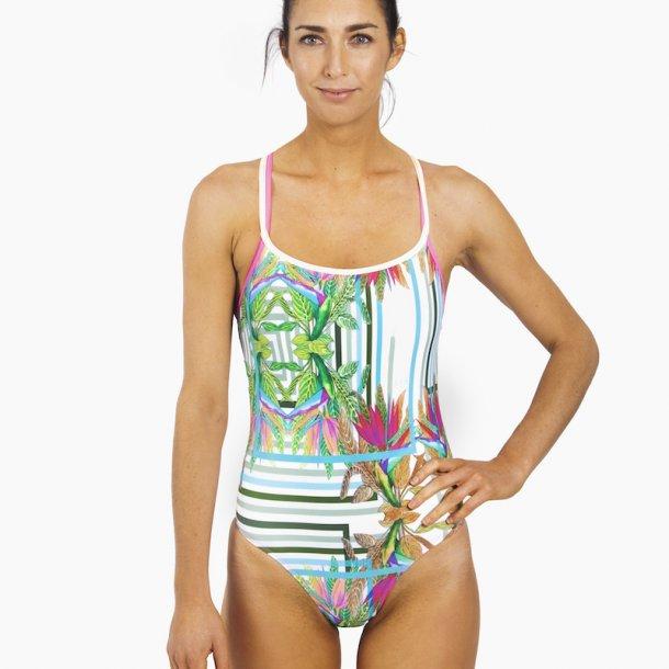 FiT Swimwear Freestyle One Piece - Barbie Bird