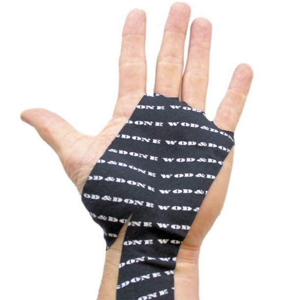 WOD & DONE Hand Protection Tape (5 par)