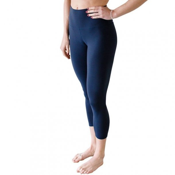 Lift Yourself Up 7/8 Leggings (Navy Blue)