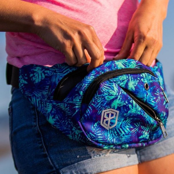 Born Primitive Crew Fanny Pack (Neon Tropic)