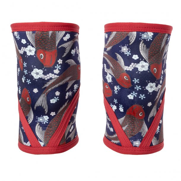 Unbroken Designs - Night Swim Knee Sleeves