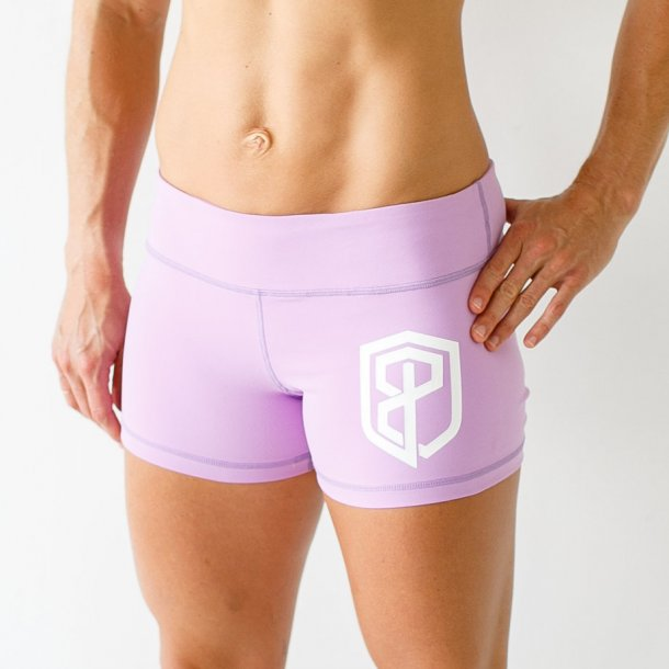 Renewed Vigor Booty Shorts (Lilac)