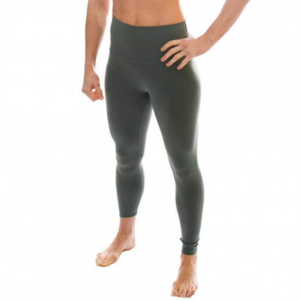Lift Yourself Up 7/8 Leggings (Forest Green)