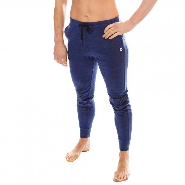 Female Rest Day Athleisure Joggers (Navy Blue)