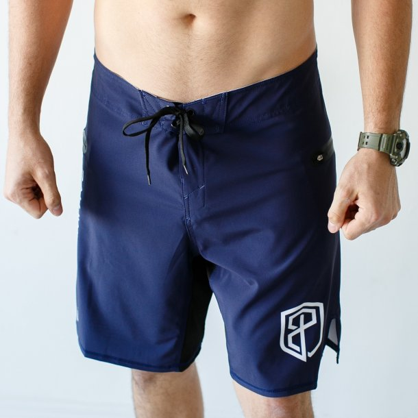 American Defender Shorts 2.0 (Navy)