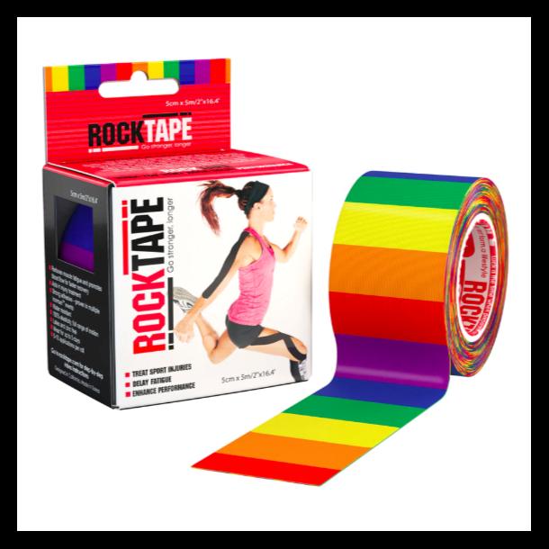 Rainbow Rocktape 5cmX5m