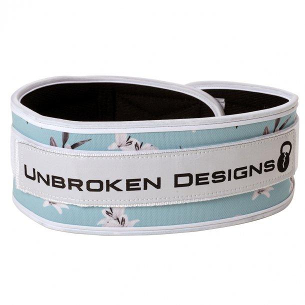 Unbroken Designs - Sea Lilies Velcro Weight Belt