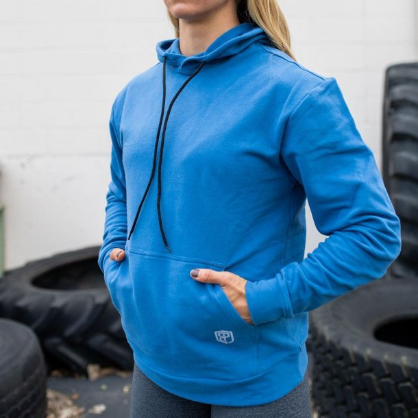 Unmatched Unisex Hoodie (Cool Blue)
