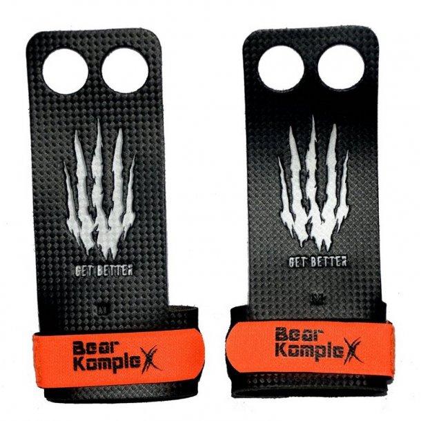 Bear KompleX Carbon Comp Grips 2Hole